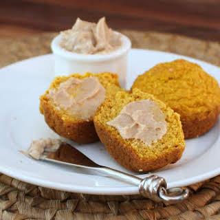 Pumpkin Corn Muffins.