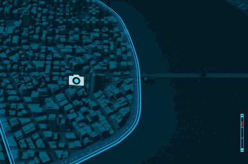 チャイナタウン⑤エリア場所