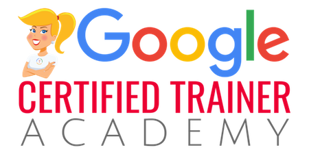 The Google Certified Trainer Academy | ShakeUpLearning