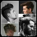 Peinados para hombres icon