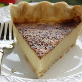 No. 34 - Hoosier Sugar Cream Pie.