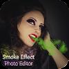 دخان تأثير على الصورة APK