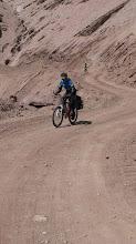 Photo: Entre Omate y Moquegua Puquina - Omate en Bicicleta Actividad 2012