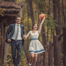 Wedding photographer Aleksandr Milay (sanpenza). Photo of 01.10.2014