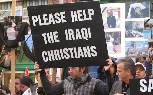 Muslim 'hatred' seeks to destroy Christianity in Iraq, says Patriarch Sako