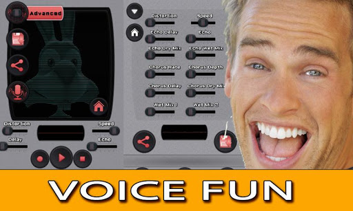 Voice Changer & Face Warp Fun 1.0 screenshots 17