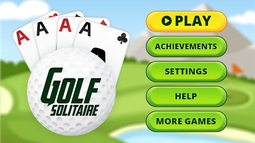 Golf Solitaire screenshots 1