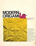 "Photo: Modern Origami Sakoda, James Minori Simon & Schuster 1969 paperback 144 pp 8-1/4"" x 11"" IBSN none"