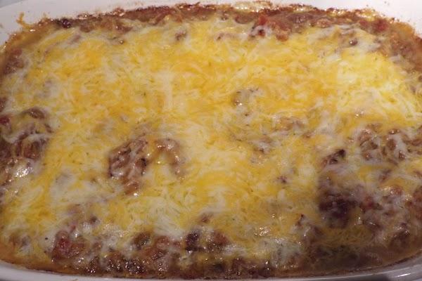 Green Chili Tamale Casserole Recipe