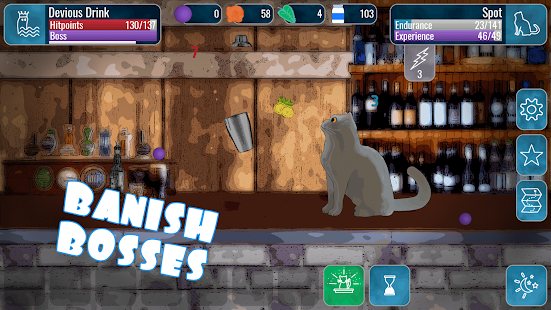 Cats Who Stare At Ghosts – Incremental Idle RPG- screenshot thumbnail