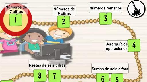 Matemáticas 10 años apklade screenshots 2