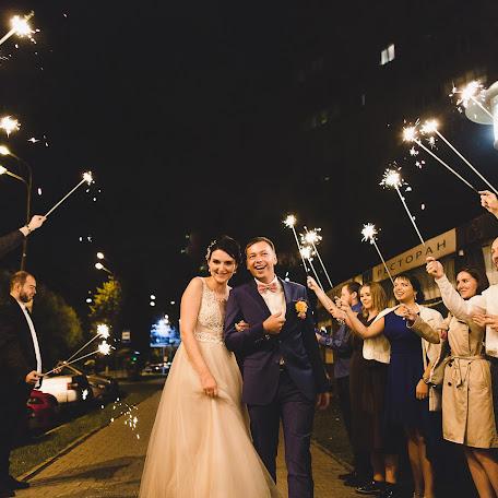 Fotógrafo de bodas Mariya Cyganok (Mashsnimay). Foto del 25.11.2017