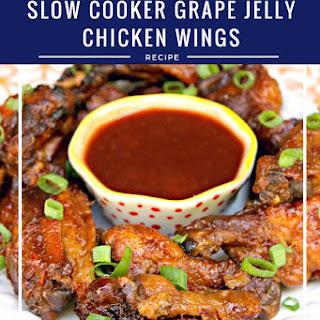 Grape Jelly Chicken Recipes.