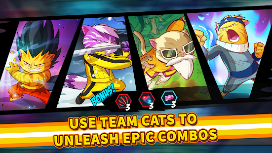 Tap Cats: Epic Card Battle (CCG) Screenshot