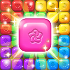 Sweet Candy Blast: Toy Quest Saga