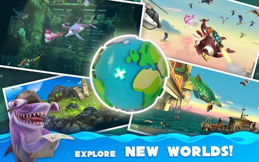Hungry Shark World modavailable screenshots 23