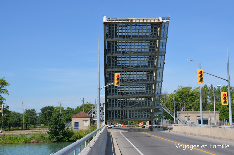 pont canal ontario / érié
