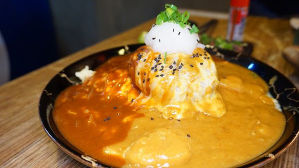 森本 日式和風洋食堂-濃郁咖哩x日式手工漢堡排 /高雄洋食推薦 /高雄漢堡排推薦 /高雄日本料理推薦