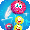 Bubble Sort Funny Lab - Logical Puzzle Game icon