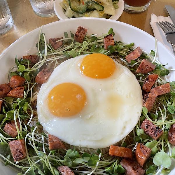 Kailua Eggs