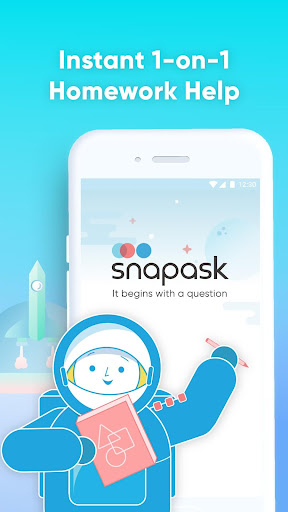 Snapask: 1-on-1 Homework Help 6.20.02 gameplay   AndroidFC 1
