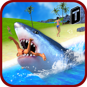 Angry Shark Adventures 3D for PC and MAC