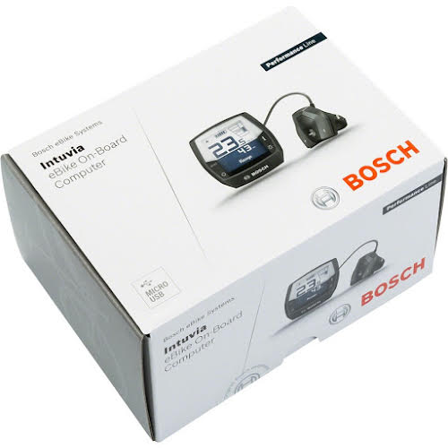 Bosch Intuvia Retrofit Kit - 1500mm Cable, Display, Display Holder, BDU2XX, BDU3XX