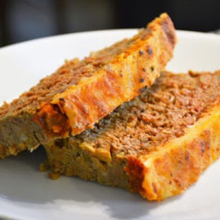 Cheesy Taco Meatloaf.