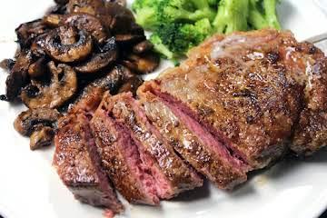 Peppercorn KC Strip Steak
