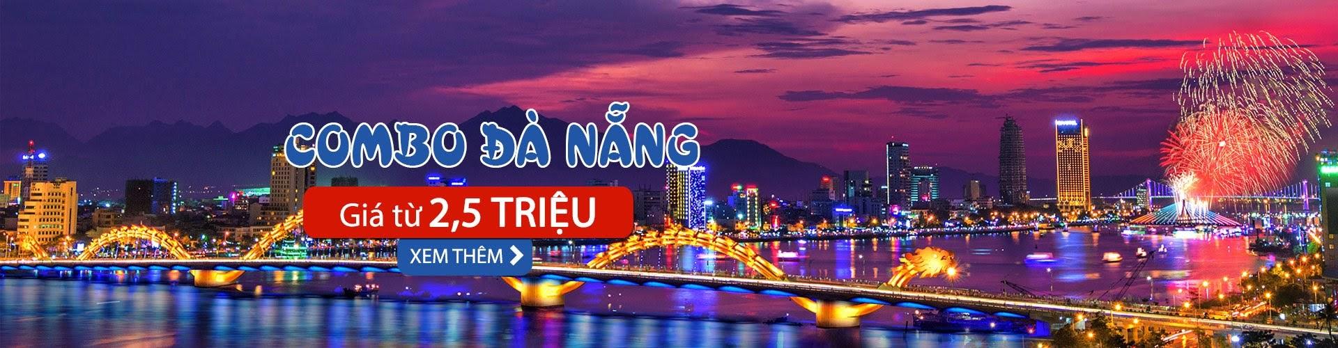 Combo đà nẵng chào hè 2020