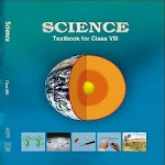 Class VIII Science Textbook Icon