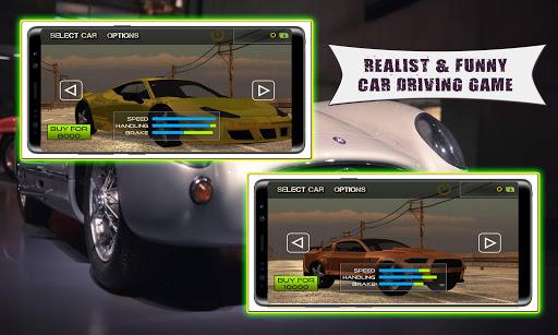 Luxury Car Game : Endless Traffic Race Game 3D screenshots 1