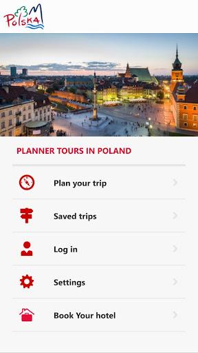 Poland trip planner