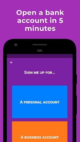 bunq — Bank of the Free Android App Screenshot