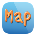 Map: Directions & Local Search icon