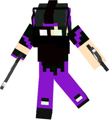 Herobrine Darkness Power