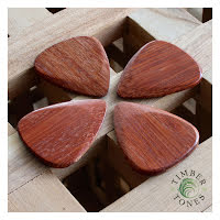 Timber Tones MK11 Ironwood Pack of Four