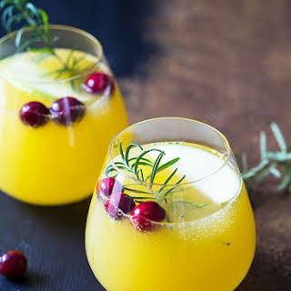 Champagne Sangria Recipes.
