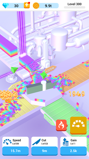 Code Triche Idle Slice and Dice APK MOD screenshots 3