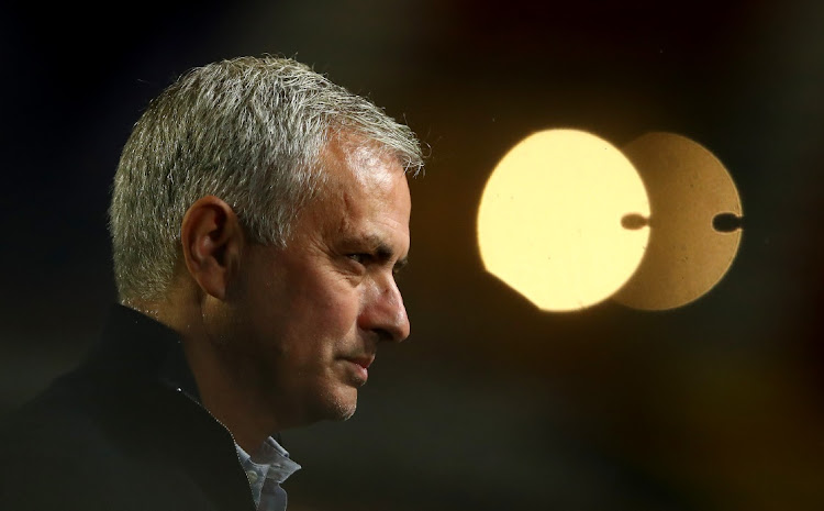 José Mourinho. Picture: GETTY IMAGES/DEAN MOUHTAROPOULOS