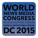 World News Media Congress 2015 icon