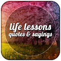 Lessons In Life Quotes icon