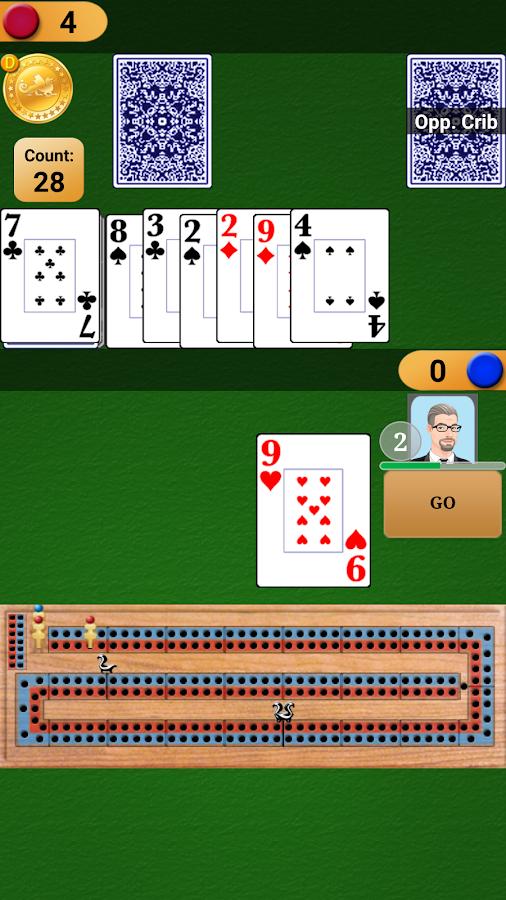 Online casino cribbage 14