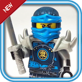 Live Wallpapers -  Lego Ninja 6