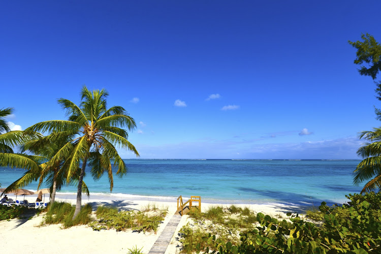 Grace Bay in  in Turks and Caicos is officially the world's best beach according to a new ranking by FlightNetwork.