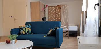 Studio meublé 35 m2