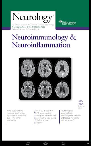 Neurology® Neuroimm Neuroinfla