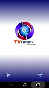 TV Esporte Regional - náhled
