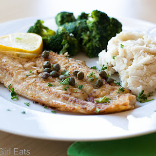 Fast and Easy Pan Fried Dover Sole