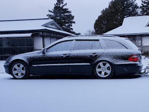 Eクラス ステーションワゴン W211 のカスタム事例画像 ミツさんの2019年01月16日09:01の投稿